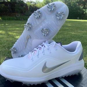 Nike React Vapor 2 Women's Golf Shoe White/Pink Fo